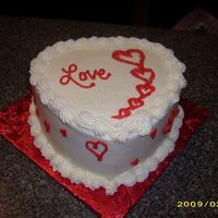 Love Cake--Brush Embroidery