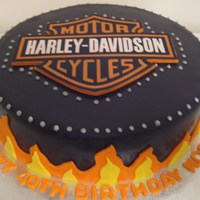 Harley Birthday