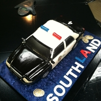 Southland Season Wrap Cake Done for the cast and crew of Southland Season 4 (on TNT). I did some extra work on the show and this cake for them. They loved it. It was...