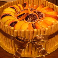 Blood Orange Amp Pineapple Cake Layers With Peach Mango Preserves Topped With Fresh Peach And Blood Orange Slices Definitely Hit Or Mis Blood orange & pineapple cake layers with peach-mango preserves, topped with fresh peach and blood orange slices. Definitely hit-or-...