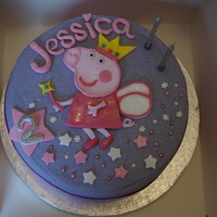 Peppa Pig   Fairy Princess Peppa Pig.