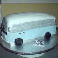 40Th Vw Campervan