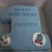 Freddys 1St Birthday