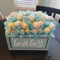 Baby Shower Gift Make sure you look at all pic to see how this was done. Enjoy!