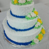 Wedding Cake For Anita