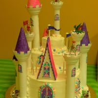 Girls_Party_014.jpg This is the birthday cake my daughter and I made for my 4 year old twin granddaughters.