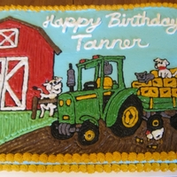 John Deere Kids Birthday