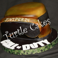 Call Of Duty Helmet