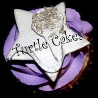 Justin Bieber Cupcake Tower cupcakes to coordinate with Justin Bieber cupcake tower~
