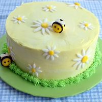 Spring Bee Cake