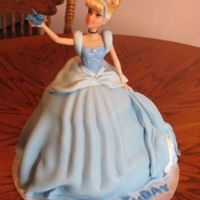 Cinderella   For a friend's daughter who is in love with Cinderella