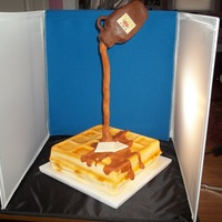 Waffle Cake I Recently attended NCACS and learned how to make this cake in a class led by Lauren Kitchens. I loved learning how to make this cake and...