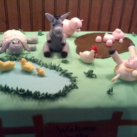 The Funny Farm Welcome to the Funny Farm for a 50th birthday. I had so much fun making the animals! Hope you enjoy, TFL!