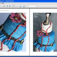 Featured In Cake Central Fashion Edition Magazine