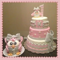 1St Birthday Owl Theme 1st Birthday owl theme