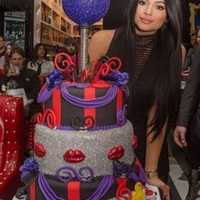 Cake I Did For Kylie Jenner At The Sugar Factory Rosemont Grand Opening   Cake I did for Kylie Jenner at the Sugar Factory Rosemont grand opening