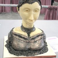 Ossas 2012 Entry  This was my entry in the OSSAS competition. It's the largest cake competition in the US, 2nd largest world wide. I received 3rd place...