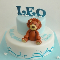 Leo The Lion for a little boy - his name is Leo