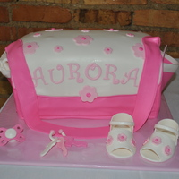 Diaper Bag Baby Shower