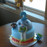 Buzz Lightyear Birthday   buzz lightyear cake