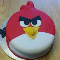 Angry Birds Cake Many thanks to all of Cake Centrals pictures of Angry Birds that helped me make mine!