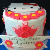 Hello Kitty Birthday Cake Hello Kitty