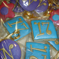 "Birthday Cookie Collection My very first attempt at a nod to all those ""platter"" cut out ladies. I'm not sure all of them are just on CC. However, I..."