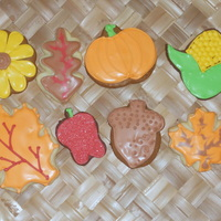 Fall Cookies Cookies with RI