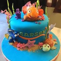Finding Nemo 2Nd Birthday *