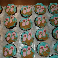 Flip Flop Birthday   Made these for my daughters birthday treats at school. TFL