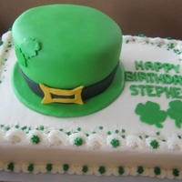 St Patrick's Day Birthday