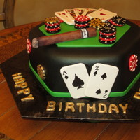 Casino Themed Cake Hand Painted Fondant Cards Chips And Cigar Inspired By Casino Cakes On Cc Casino themed cake, hand painted fondant cards, chips and cigar. Inspired by casino cakes on CC,