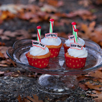 North Pole Cupcakes North Pole Cupcakes