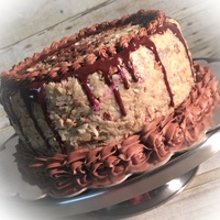 German Chocolate Cake German chocolate cake