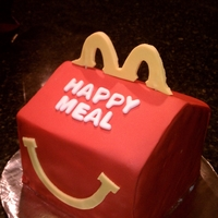 Kid's Meal Cake