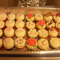 Fundraising Cuppies   French Vanilla cuppies