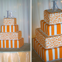 Stripes & Swirl Piping