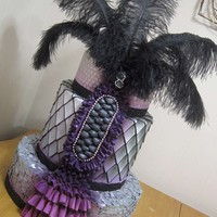Couture Cake (Textures)