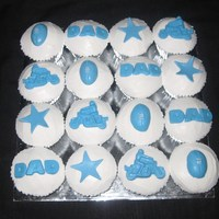 Fathersday Cupcakes
