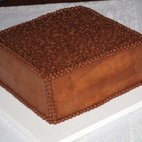 Simple Chocolate Cornelli Lace Cake Simple Chocolate Cornelli Lace cake for groom