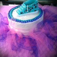 Tutus & Tennis Shoes Party