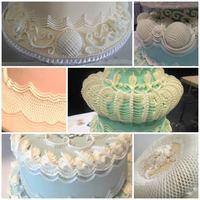 Royal Icing Luxury  Greetings from NYC!Royal Icing has become my favorite medium to work with, I enjoy decorating Lambeth inspired cakes . here is a glimpse of...