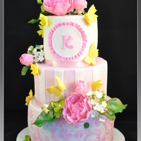 Spring Birthday Cake Vanilla Cake With Strawberry Smbc Chocolate Cake With Chocolate Mousse Bc Vanilla Cake With Vanilla Smbc The Flower Spring birthday cake. Vanilla cake with strawberry SMBC. Chocolate cake with chocolate mousse BC. Vanilla cake with vanilla SMBC. The...