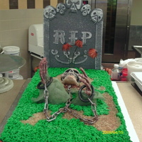 1319929248.jpg   Entered this cake into a local competition. Placed 1st in its class