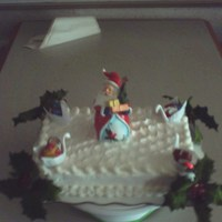 1319929758.jpg   I threw this christmas cake together for a dinner party.