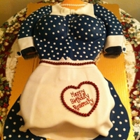 I Love Lucy Birthday Cake Made for a die-hard Lucy fan. She loved it. TFL