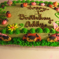 Sweet Larissa's Ladybugs Check out Sweet Larissa's Ladybug Smash Cake