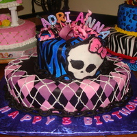 Monster High? My cousin wanted a cake for his granddaughter with Monster High. I had no clue what Monster High was. went to the internet, didn't...