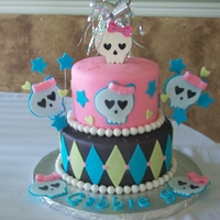 Monster High Birthday!