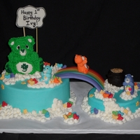 Care Bear St. Patrick's Day Theme